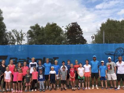 Tennis-BASE Tennis-Camp im TC Memmingen